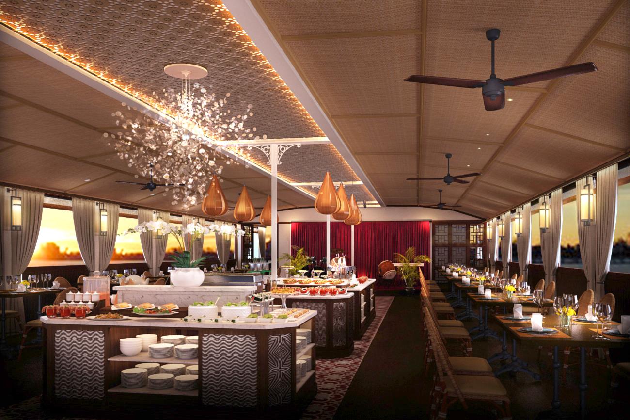 Bonsai Legacy - Saigon River Cruise