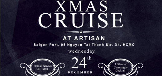 gourmet Christmas Cruise Saigon
