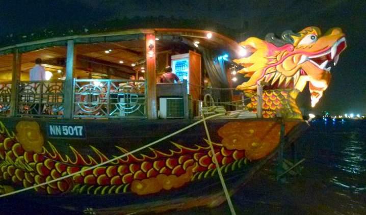 Bonsai, Saigon River Cruise