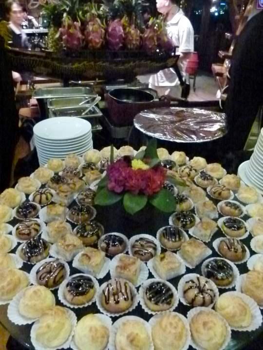 Bonsai Saigon River Cruise - Dessert