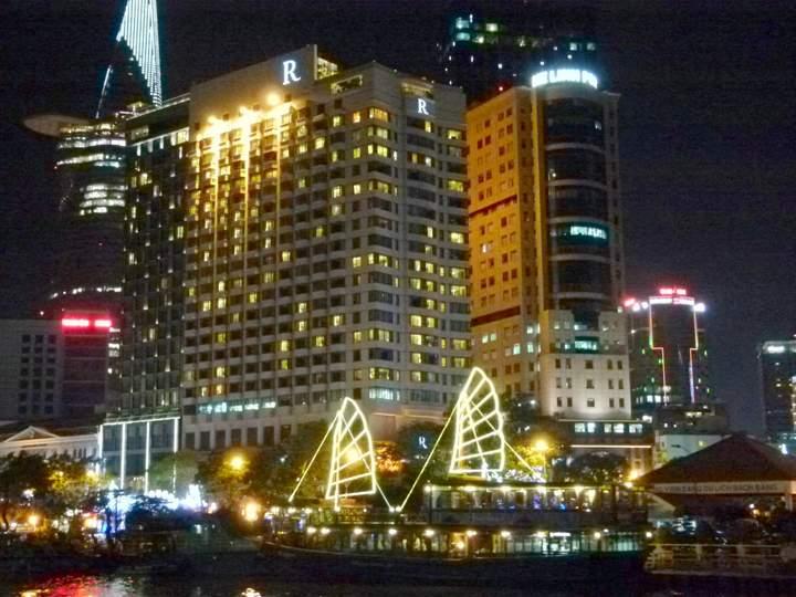 Saigon River Cruise - ho Chi Minh City Nightline