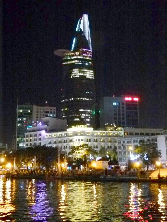 Saigon River Cruise - ho Chi Minh City Nightline