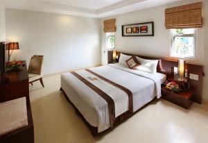 Sanouva Saigon Hotel - Deluxe room