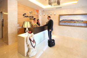 Sanouva Saigon Hotel - Lobby