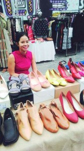 Womens shoes in Saigon