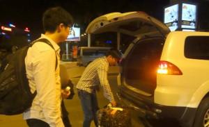 Ho Chi Minh City Airport pick up