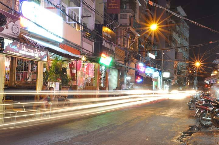 Nightlights Ho Chi Minh City