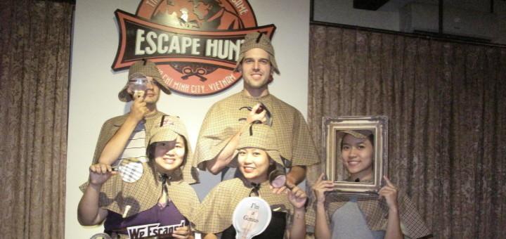 The Escape Hunt Experience