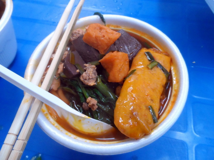 What to do in Saigon - Street Food Tour