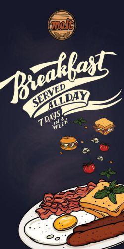 Malt - All day brunch