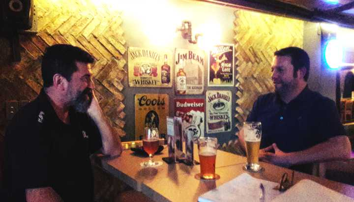 Malt Bar - Mac Thi Buoi, Saigon