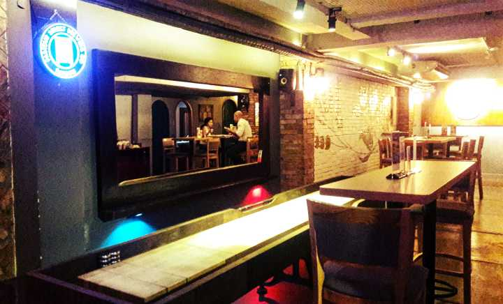 Shuffleboard in Ho Chi Minh City