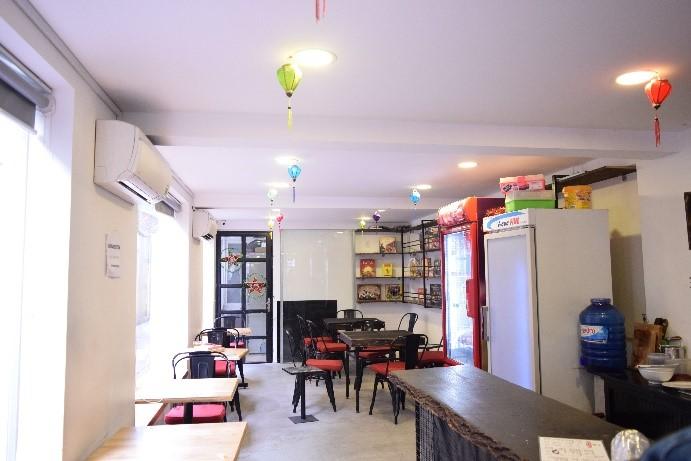 Inside Board Game Station Cafe Saigon