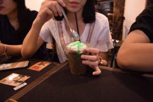Board Games Station Cafe Drinks menu