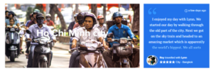 Inspitrip in Ho Chi Minh City