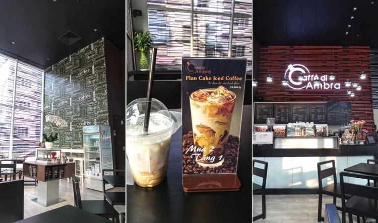 Caffe di Ambra - Ho Chi Minh City