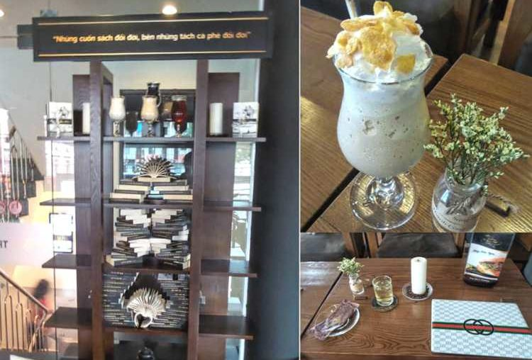 Trung Nguyen Coffee - Ho Chi Minh City