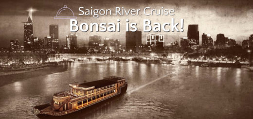Bonsai Saigon River Cruise