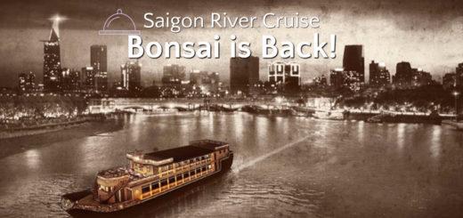 Bonsai Saigon River Cruise