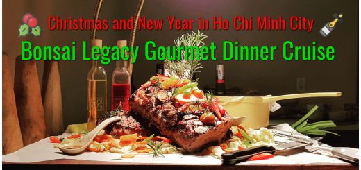 gourmet dinner Cruise Ho Chi Minh City