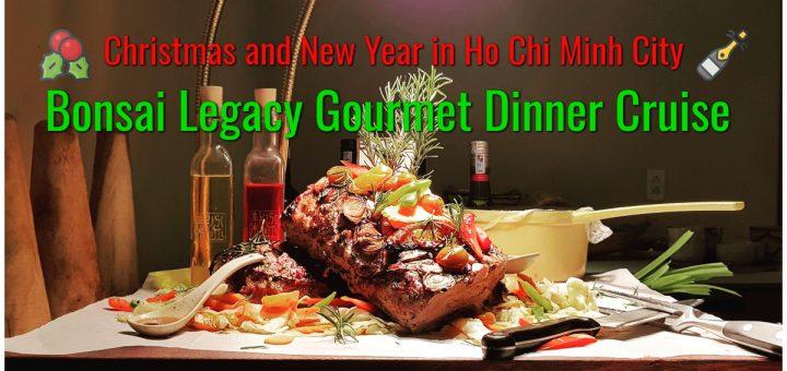 gourmet dinner Cruise Ho Chi Minh City
