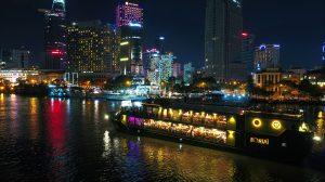 dinner Cruise Ho Chi Minh City Saigon River